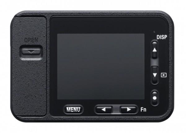 Sony DSC-RX0 schwarz Ultrakompakte Kamera
