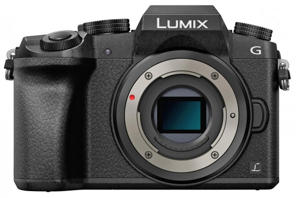 Lumix DMC-G70 Body schwarz