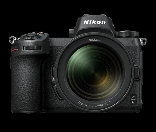 Nikon Z6 Kit 24-70/4 S + FTZ Objektivadapter