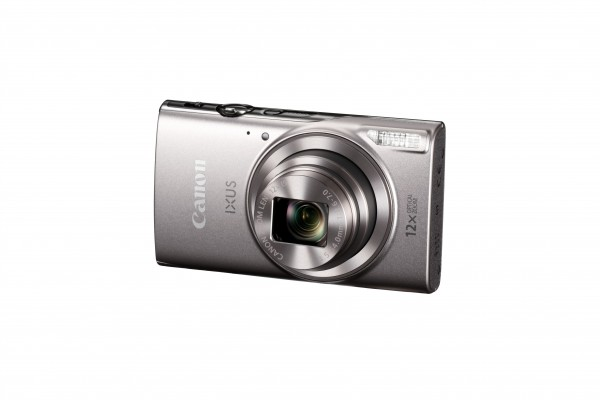 Canon IXUS 285 HS Kompaktkamera 20.2MP 1/2.3Zoll CMOS 5184 x 3888Pixel Silber