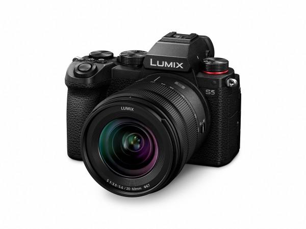 Panasonic Lumix DMC-S5 Kit 20-60mm  -300 Euro von Panasonic zurück durch Cashback