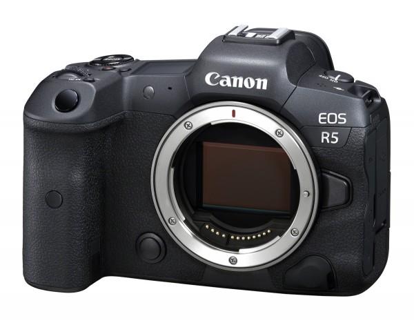 Canon EOS R5 Body schwarz