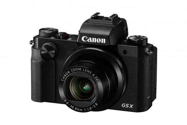 Canon PowerShot G5 X Kompaktkamera 20.2MP 1Zoll CMOS 5472 x 3648Pixel
