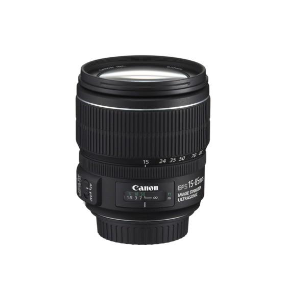Canon 3560B001 Kameraobjektiv SLR Standard Zoomobjektiv Schwarz