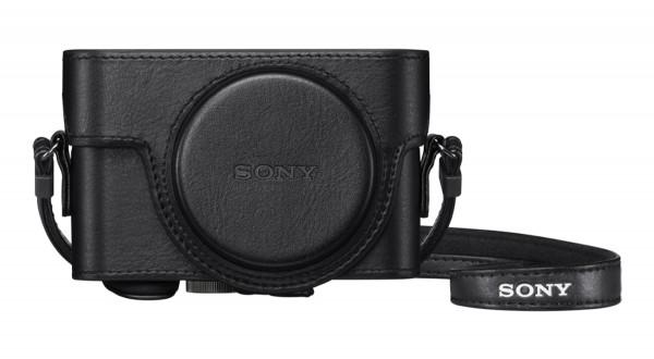 Sony LCJ-RXK schwarz Tasche RX100-Serie