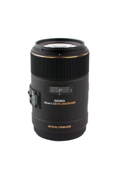 105/2,8       EX Canon MACRO DG OS HSM