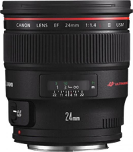 Canon EF 24mm f/1.4L II USM Schwarz