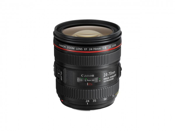 Canon 6313B001 Kameraobjektiv SLR Standard Zoomobjektiv Schwarz
