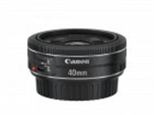 Canon 6310B001 Kameraobjektiv SLR Standardobjektiv Schwarz