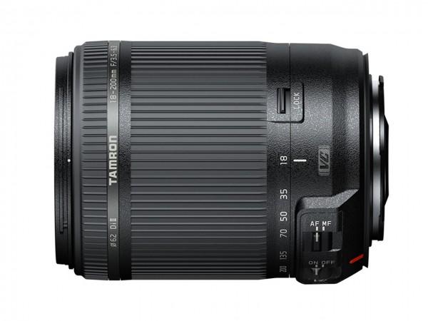 Objektiv 3,5-6,3 / 18-200 mm Di II VC Nikon-AF