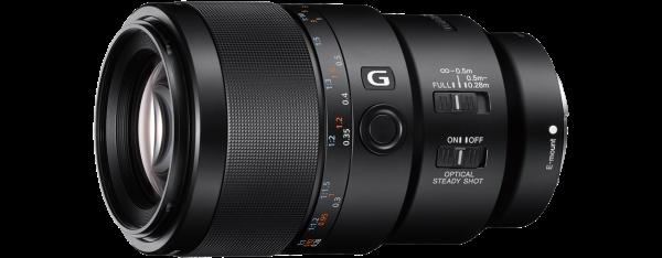 Objektiv SEL FE 2,8 / 90 mm Macro G OSS