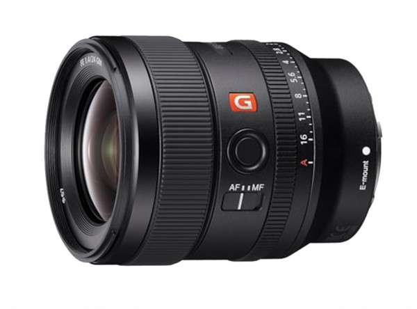 Sony SEL 1,4 / 24 mm FE GM schwarz Objektiv