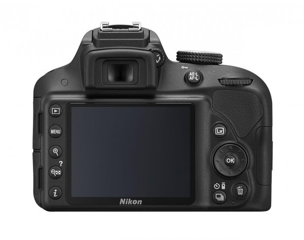 D3300 Black