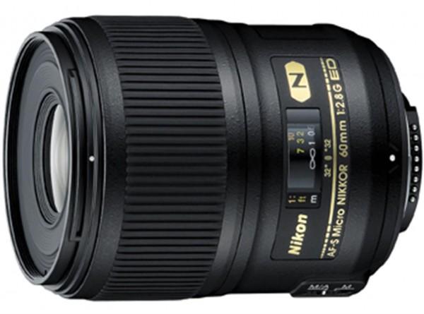 Nikon Nikkor Micro AF-S 2,8/60 mm G ED Objektiv