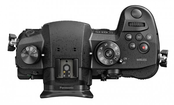 Lumix DC-GH5 Kit inkl. Leica DG 2,8-4,0/12-60 mm OIS schwarz