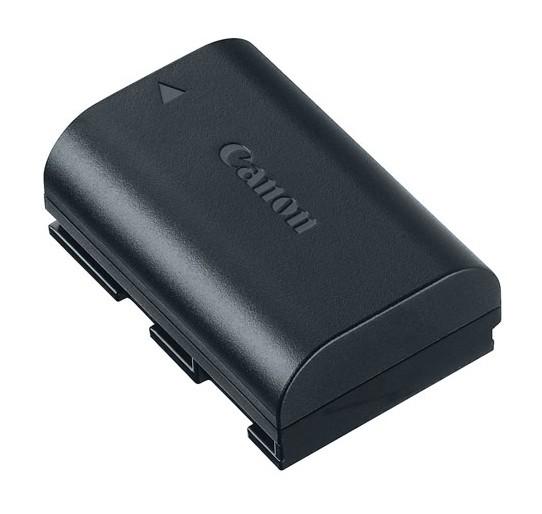 Canon LP-E6N Lithium-Ion Wiederaufladbare Batterie