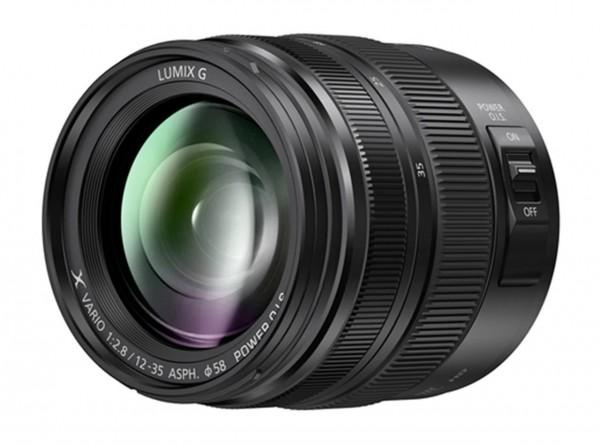 Panasonic Lumix G X Vario 2,8/12-35 mm ASPH Power OIS II Objektiv