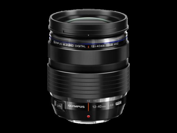 Objektiv M.Zuiko Digital ED 2,8 / 12-40 mm schwarz BULK