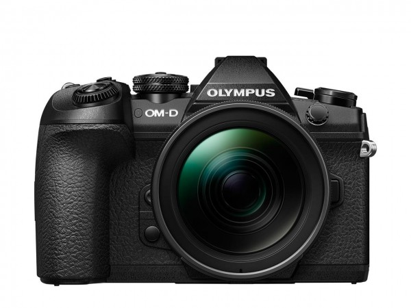 Olympus OM-D E-M1 Mark II Kit 12-40 mm schwarz