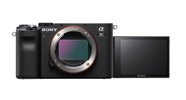 Sony Alpha ILCE 7C Gehäuse schwarz
