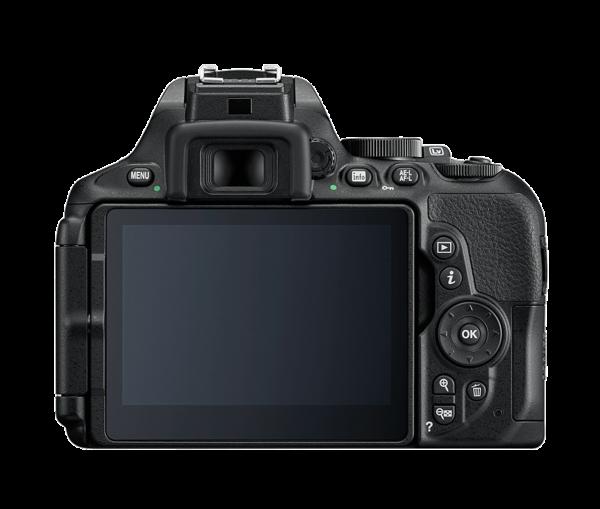 D5600 Body schwarz