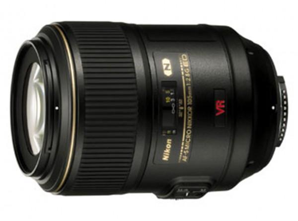 Objektiv Nikkor AF-S VR 2,8 / 105 mm G IF ED Micro