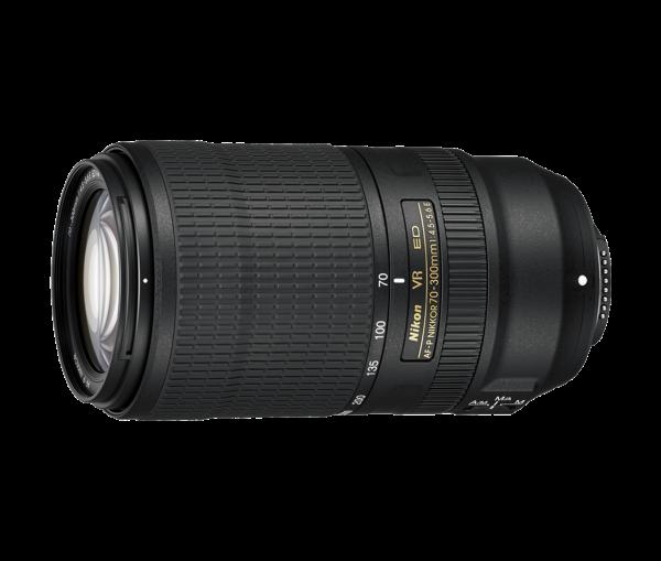 Nikon AF-P 4,5-5,6 / 70-300 mm E ED VR Nikkor Objektiv