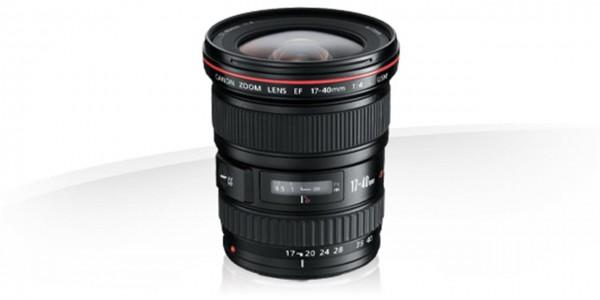 Canon EF17-404L SLR Weitwinkel-Zoomobjektiv Schwarz