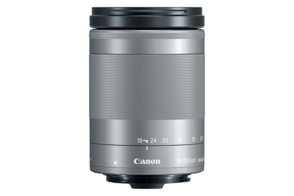 Canon EF-M 18-150mm f/3.5-6.3 IS STM Systemkamera Silber