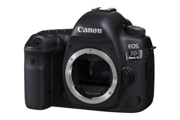Canon EOS 5D Mark IV SLR-Kameragehäuse 30,4 MP CMOS 6720 x 4480 Pixel Schwarz