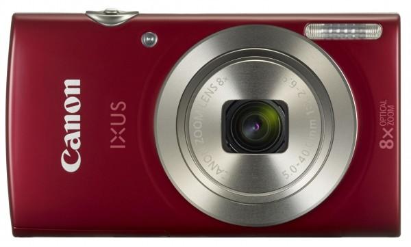 Canon Digital IXUS 185 Kompaktkamera 20MP 1/2.3Zoll CCD 5152 x 3864Pixel Rot