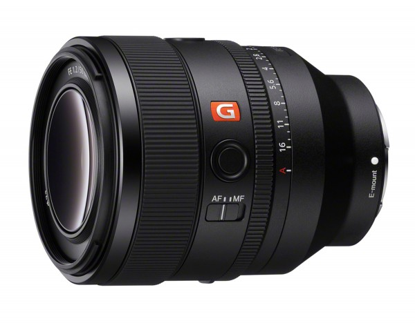 Sony SEL FE 1,2/50 mm GM, schwarz Objektiv