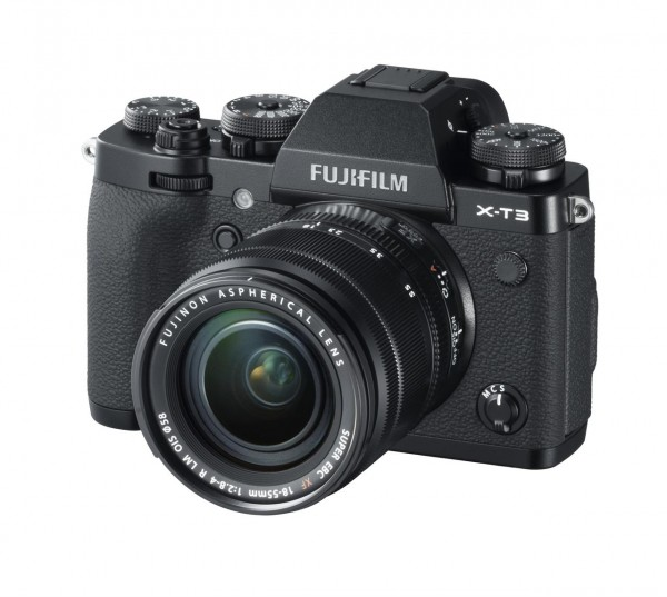 X-T3 black XF2,8-4/18-55 KIT