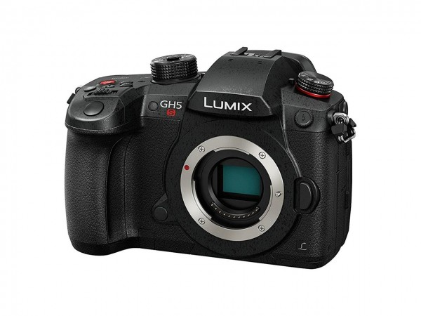 Panasonic Lumix GH5S Body schwarz DSLM Wechselobjektivkamera