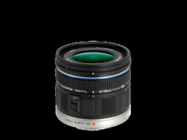 Objektiv M.Zuiko Digital 4,0-5,6 / 9-18 mm schwarz