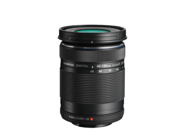 Objektiv M.Zuiko Digital ED 4,0-5,6 / 40-150 mm R schwarz bulk