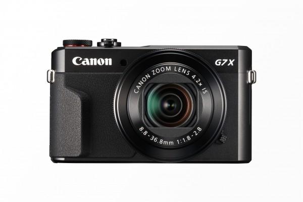 Canon PowerShot G7 X Mark II Kompaktkamera 20,1 MP CMOS 5472 x 3648 Pixel 1 Zoll Schwarz