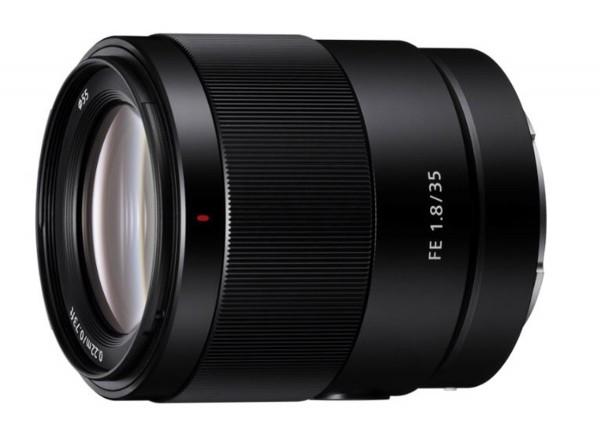 Sony SEL FE 1,8/35 mm Objektiv