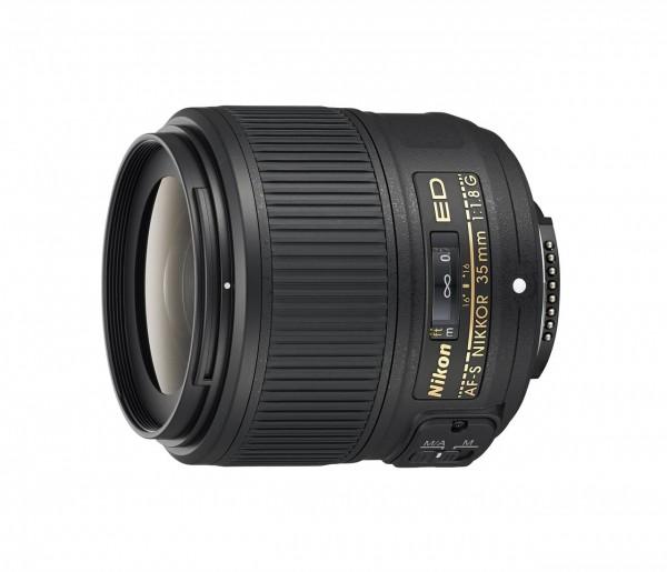 Nikon Nikkor AF-S 1,8/35 mm G ED Objektiv