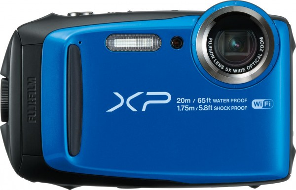 Finepix XP 120 Blau