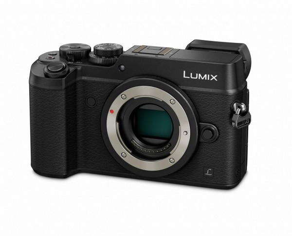 Lumix DMC-GX8 Body schwarz