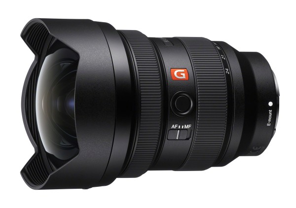 Sony SEL FE 2,8/12-24 mm GM schwarz Objektiv