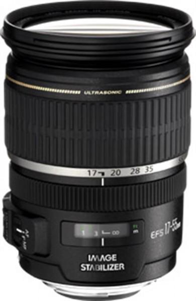 Canon EF-S17-55IS Standard Zoomobjektiv Schwarz