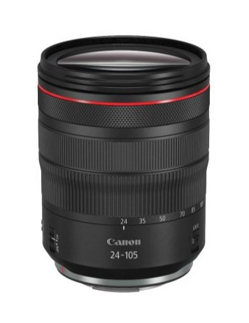 Canon RF 24-105mm f/4L IS USM MILC/SLR Standardobjektiv Schwarz