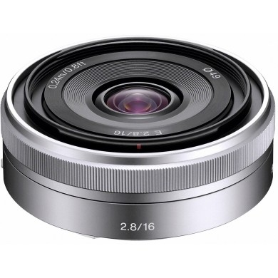 Sony Objektiv SEL 2,8 / 16 mm