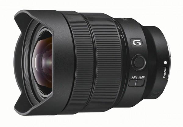 Sony SEL FE 4,0/12-24 mm G schwarz Objektiv