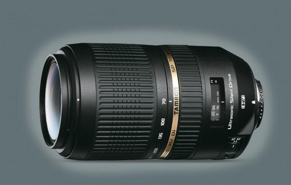 Objektiv 4,0-5,6 / 70-300 mm SP Di VC USD Canon-AF