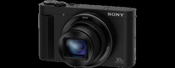 DSC-HX90V schwarz
