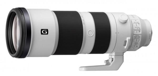 Sony SEL FE 200-600mm F5,6-6,3 G OSS E-Mount