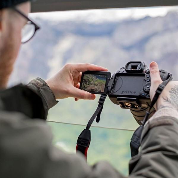 Canon EOS 6D Mark II SLR-Kameragehäuse 26,2 MP CMOS 6240 x 4160 Pixel Schwarz